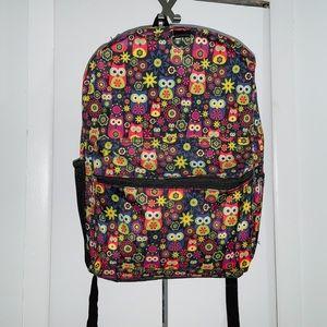 NWOT Kid's Owl Backpack